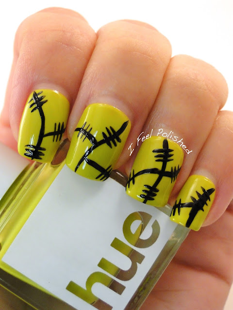 Frankenstein Nails