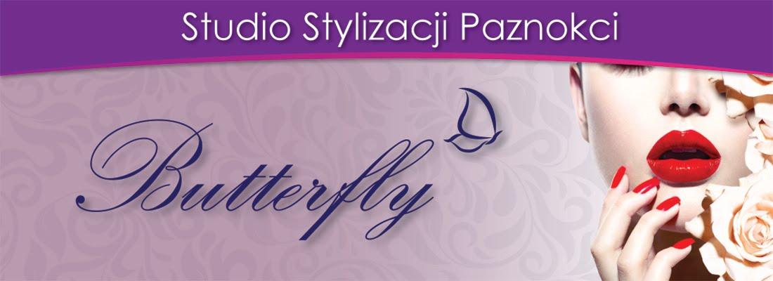 Studio stylizacji paznokci Butterfly