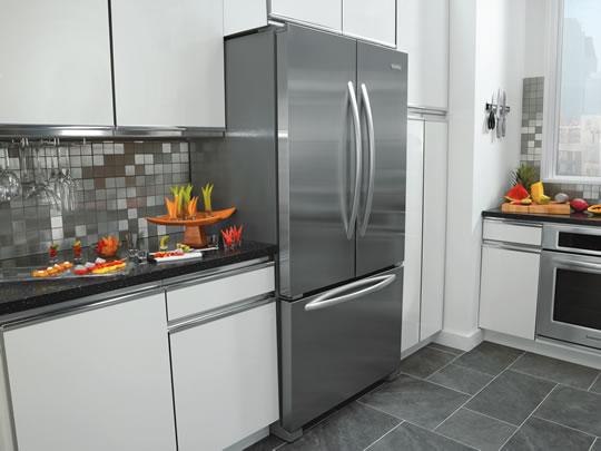 Counter Depth Refrigerator - An Essentials Idea