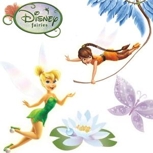 disney fairies para imprimir