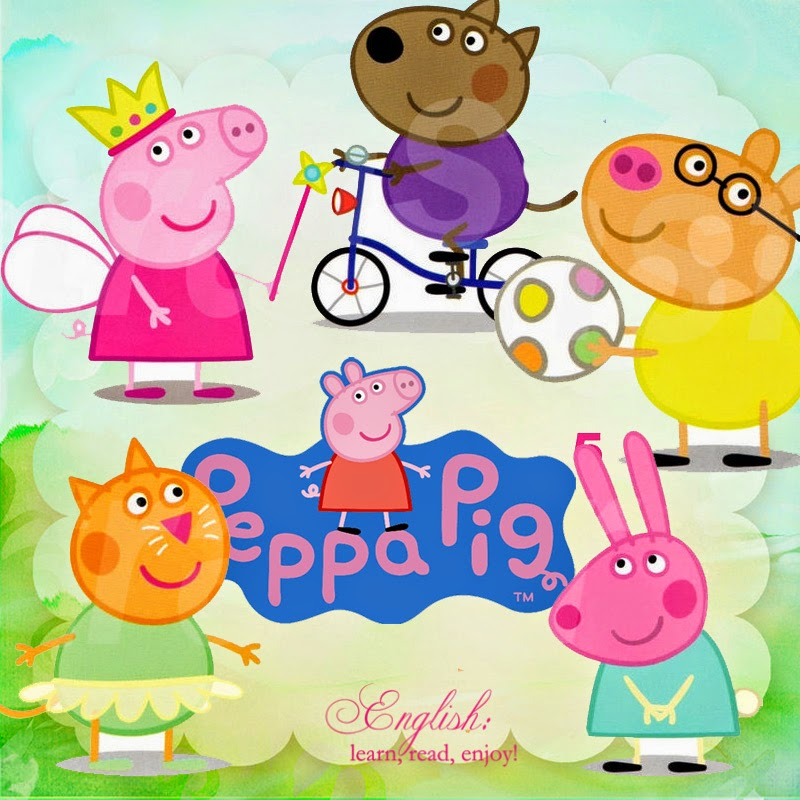 Peppa-and-friends