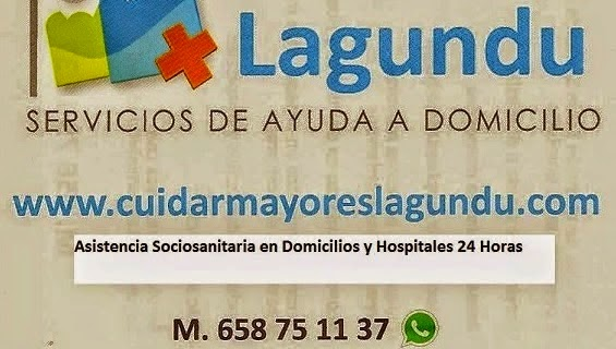 Servicio Domestico Oñati CuidarMayoresLagundu.com