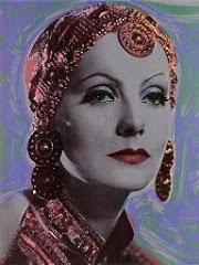 Greta, coloreada por Warhol