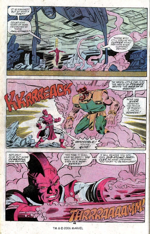 Captain America (1968) Issue #348c #280 - English 50