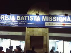 BATISTA MISSIONÁRIA