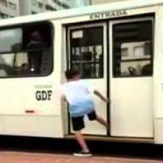 A vingança do motorista de ônibus