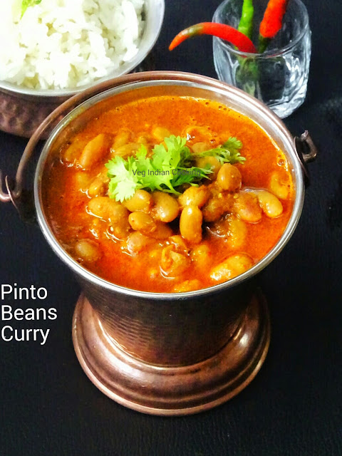 Veg indian cooking pinto beans curry how to make shelled pinto beans curry rajma curry chawal fresh chitra rajama beans curry indian pinto beans curry recipe fresh shelled kidney beans forumfinder Gallery