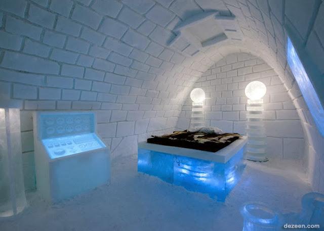 Frankenstein-Icehotel-room