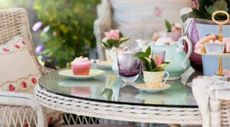 The Cup of Life: Baby Shower Ideas for the Garden Tea Party Hostess
