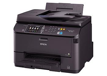 epson wf-4630 won't print