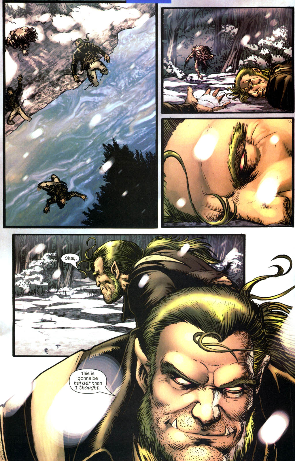 Read online Wolverine (2003) comic -  Issue #13 - 11