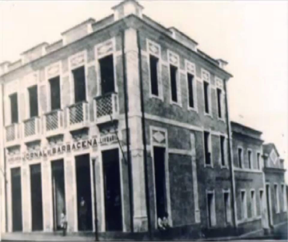Antigo Jornal de Barbacena