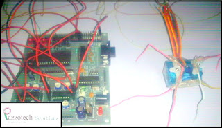 voice recorder and play back module(isd 1700) ~ 2embeddedroboticshexapod using 8051 microcontroller