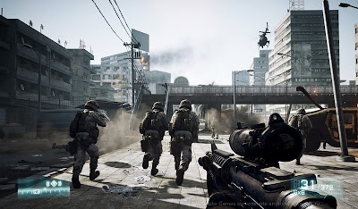 Download Games PC Battlefield 3 Full Version Free Complete