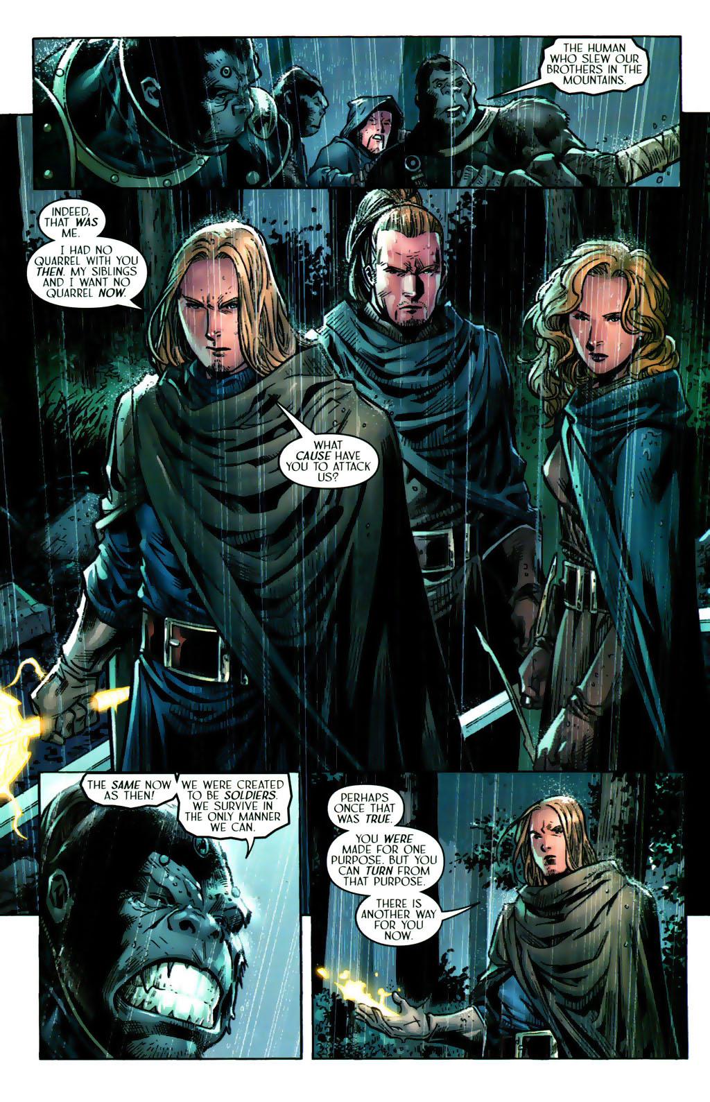 Read online Scion comic -  Issue #38 - 6