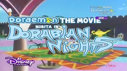 Doraemon Movie Nobita In Dorabian Nights In Hindi