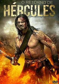 O Retorno de Hércules - BDRip Dual Áudio