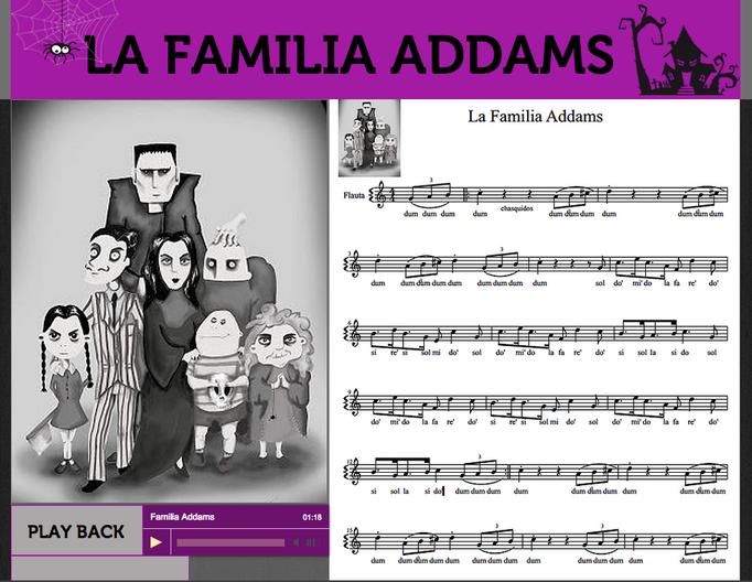 http://mariajesusmusica.wix.com/familia-addams