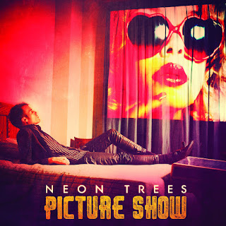 Neon Trees 2013 Rock'n'Live Maroquinerie Paris Habits Animal Picture Show Everybody Talks Tyler Glenn