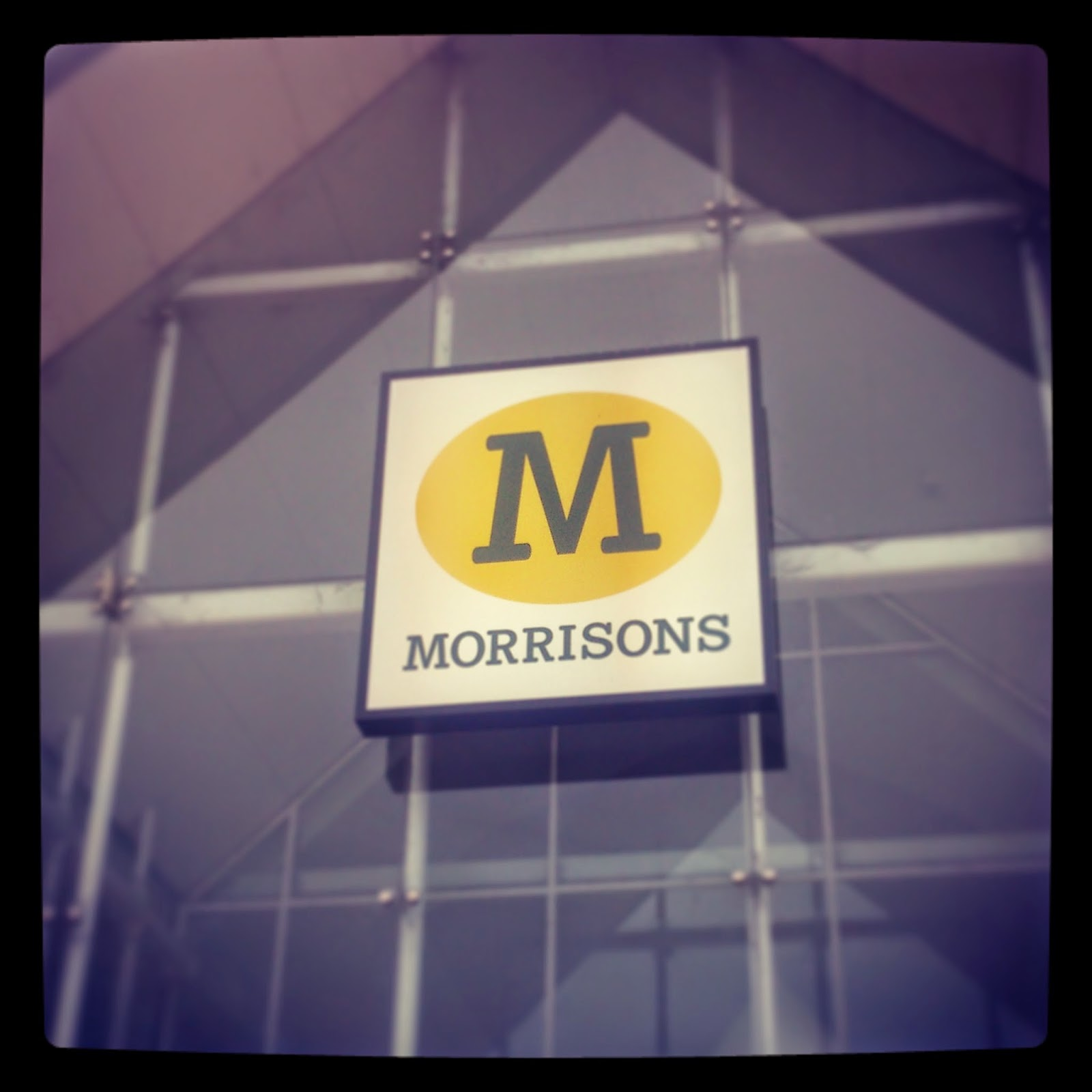 Morrisons Sign, Morrison's, Shop, Supermarket, my life my son my way,