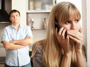ex-contact - If Girlfriend Is Still In Touch With Ex - secret call