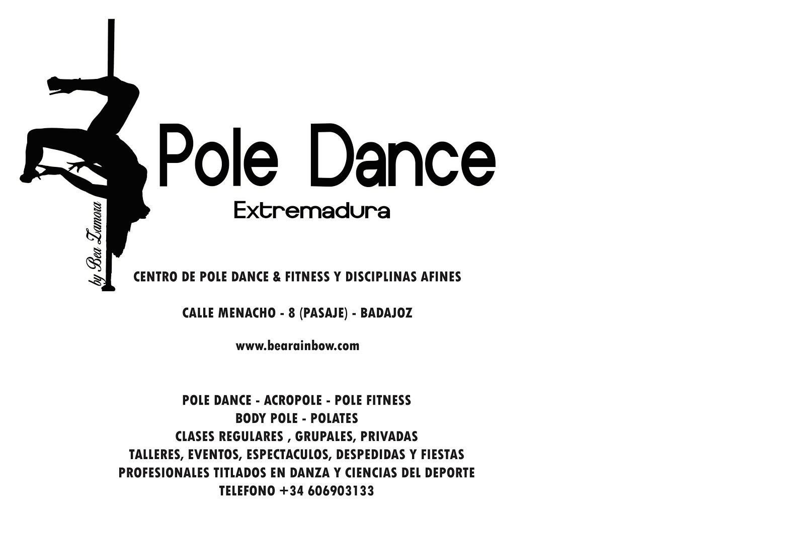 POLE DANCE & FITNESS EXTREMADURA