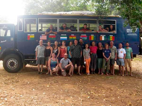 Africa Overland Tour