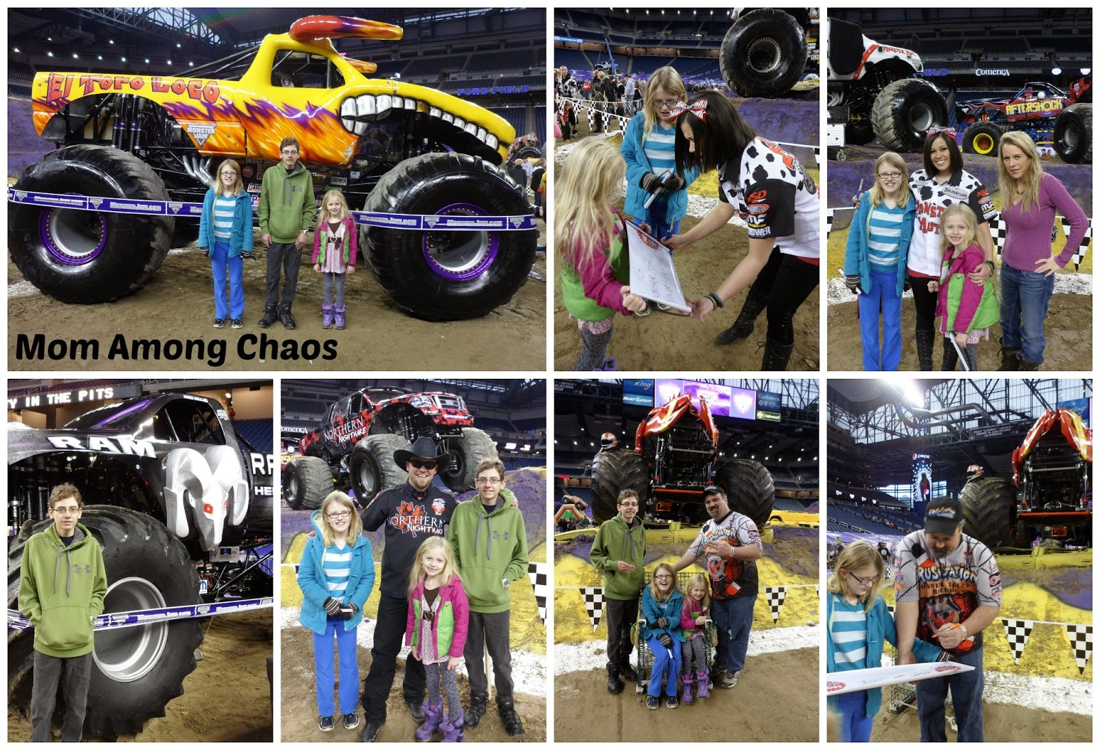 monster jam, Ford Field, Detroit, family, kids, fun, event, Michigan, discount, giveaway, 2015,