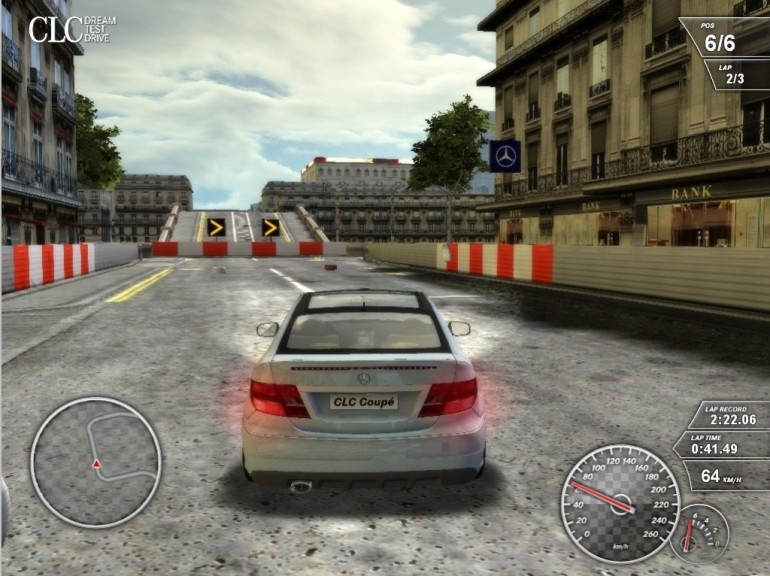 Mercedes Dream Test Drive Screenshot-6-Mercede