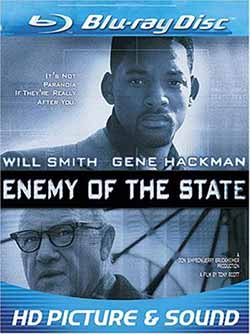 Enemy Of The State 1998 Dual Audio Hindi Movie BluRay 720p at 9966132.com