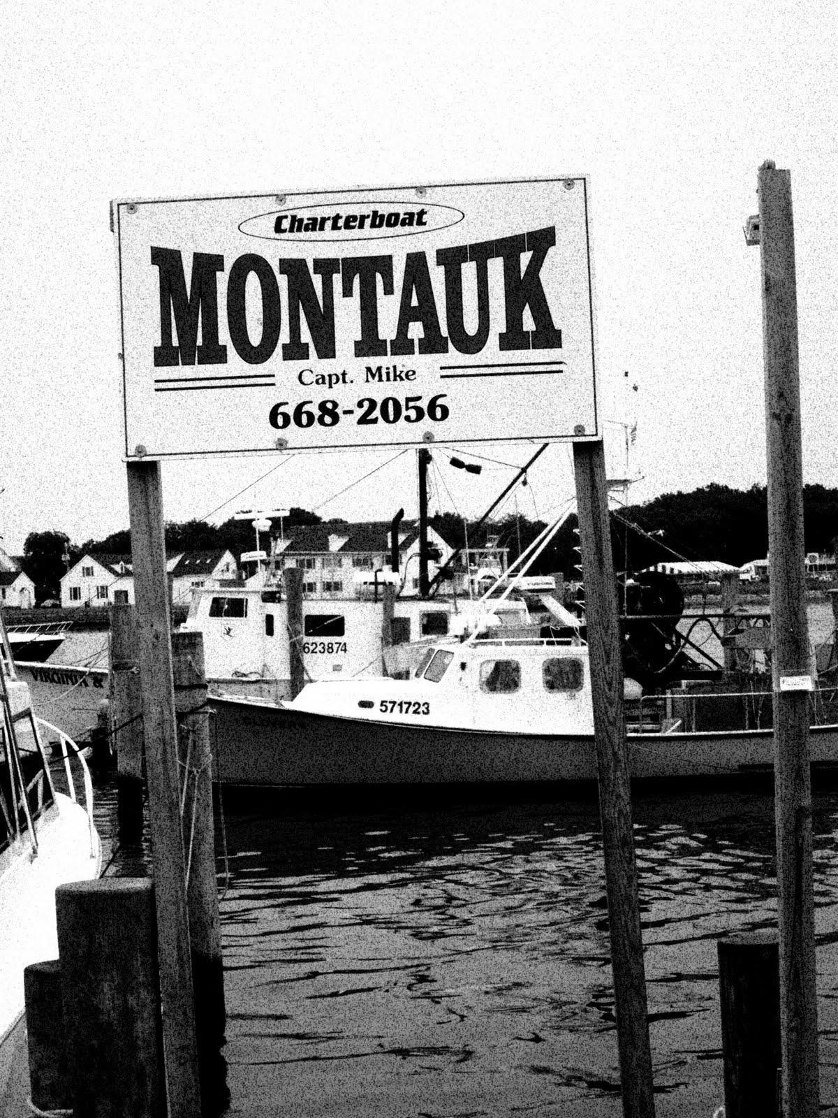 Good living montauk ny for Montauk ny fishing