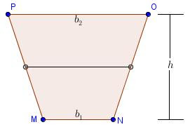 Area of Trapezoids Worksheets