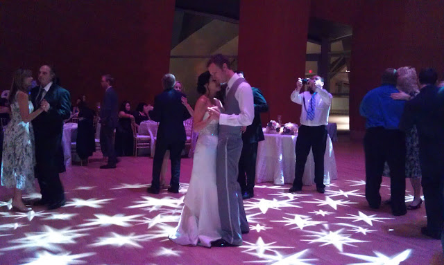 Los Angeles Wedding bands | Walt Disney Concert Hall