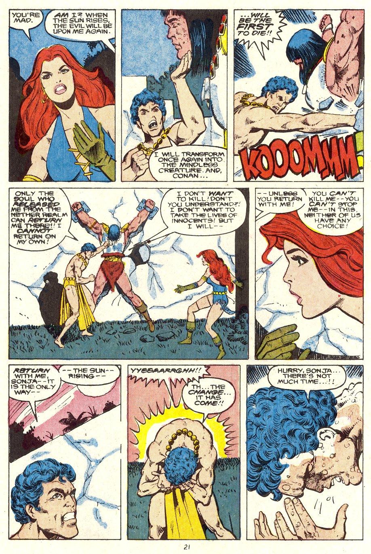 Conan the Barbarian (1970) Issue #204 #216 - English 23
