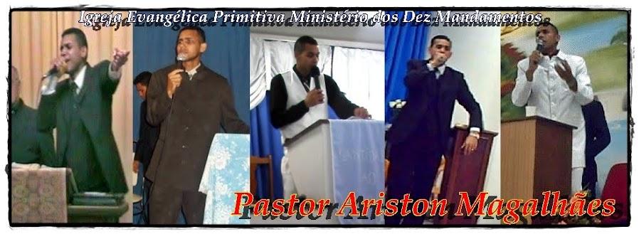 Ministério Avivamento para As Nações com o Pastor Ariston Magalhães