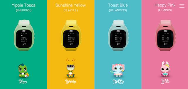 jangan tangan pintar bipbip smartwatch