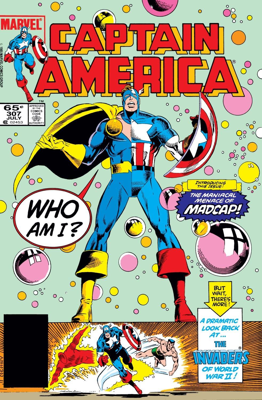 Captain America (1968) Issue #307 #235 - English 1