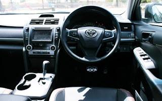 2015 Toyota Camry Atara Sx Specs Interior