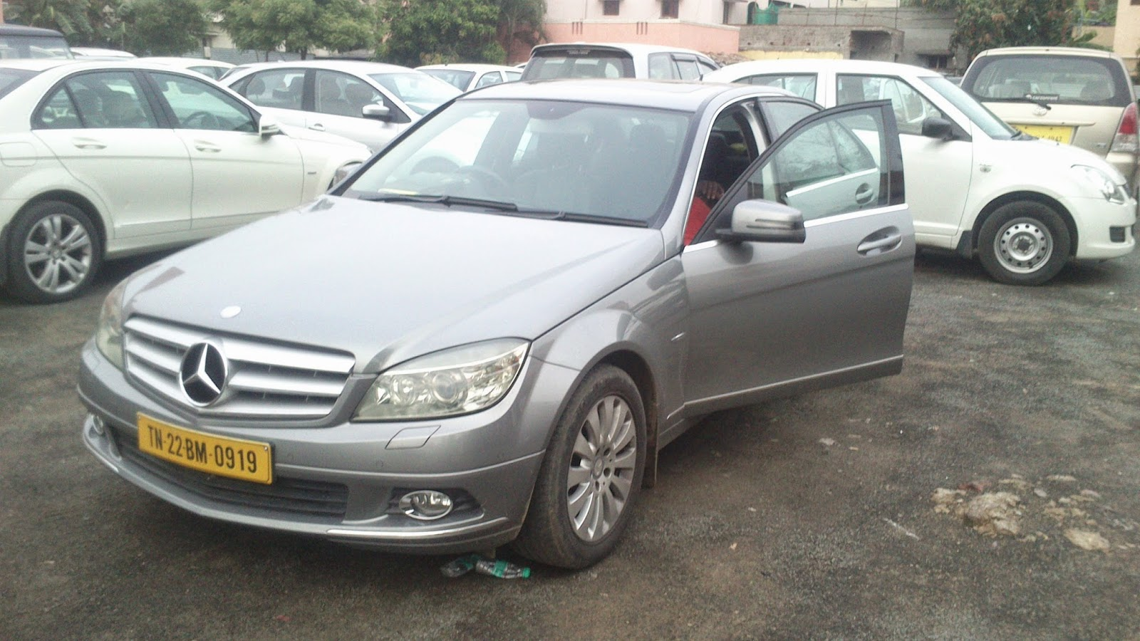 Mercedes benz c class self drive experience carzonrent for Mercedes benz chennai