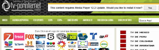 TV-Por Internet