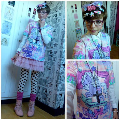 kawaii cute mintyfrills fashion
