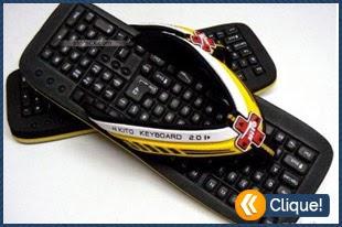 Os teclados mais insanos