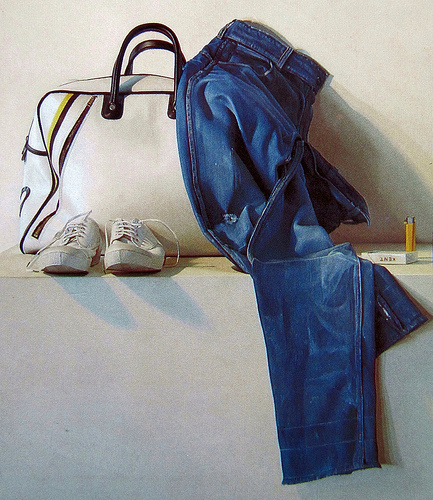 Claudio Bravo 1936-2011 | Chilean hyperrealist painter