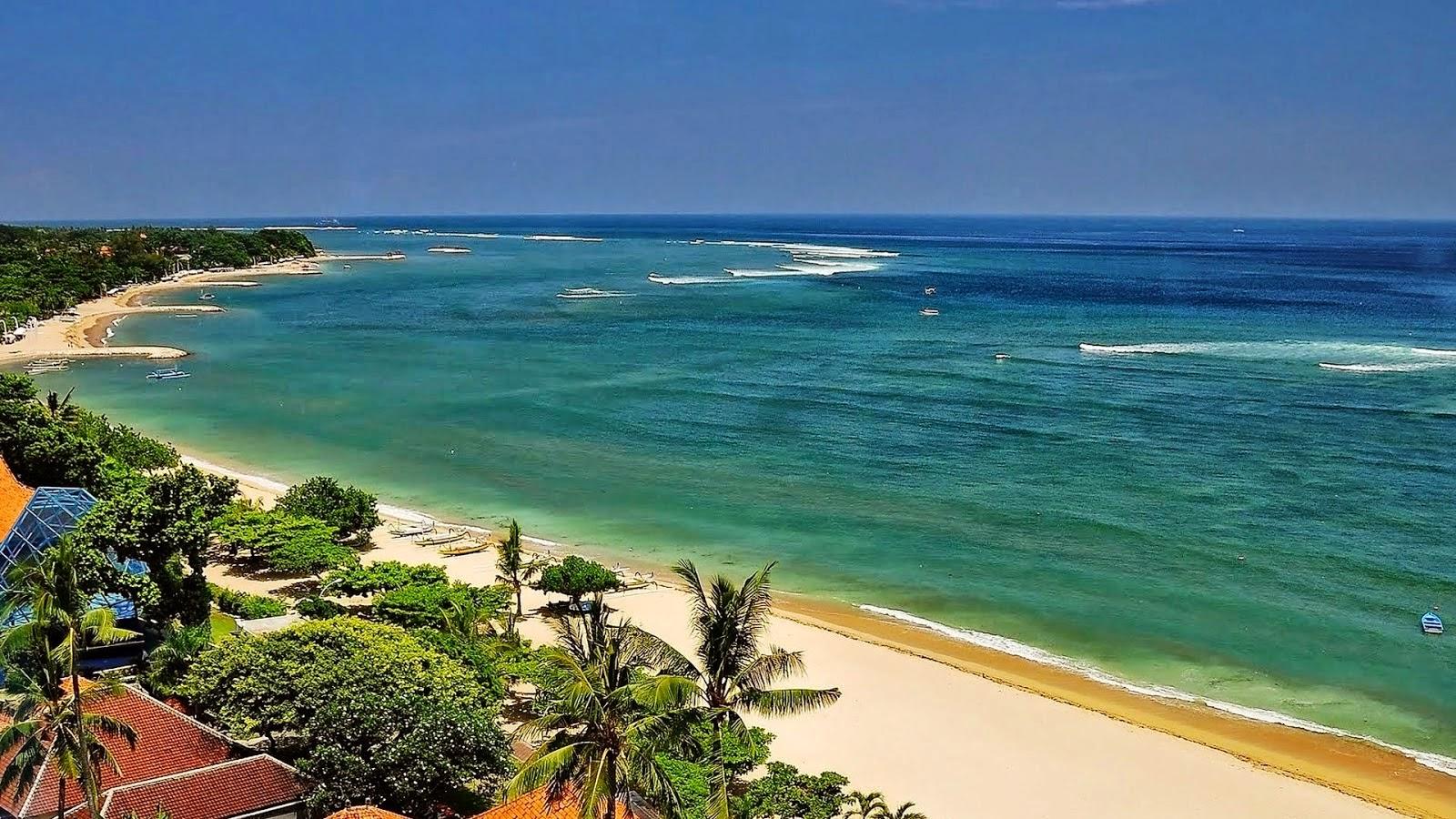 Gambar Pantai Kuta Bali Foto Pemandangan Indah