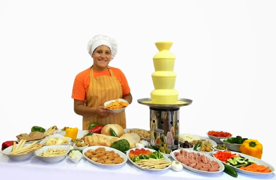 Cascada de queso modelo TATACUA fabricacion y venta