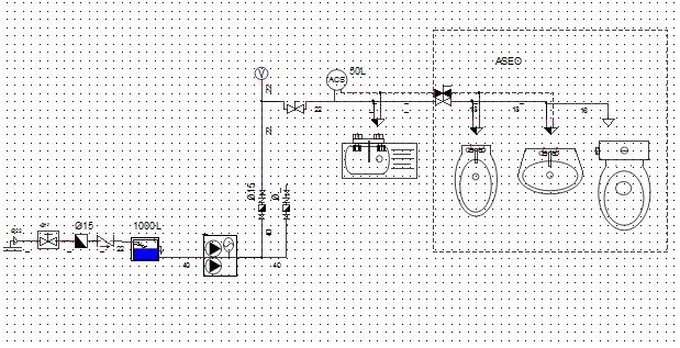 T cnico superior en instalaci n y mantenimiento programa - Como hacer una instalacion de fontaneria ...