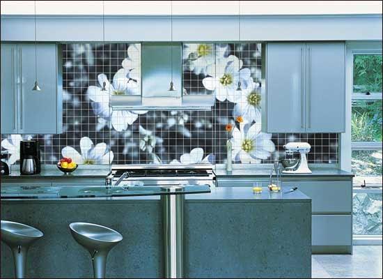 Http://www.interiordesign News.com/kitchen Tile Backsplash Ideas  For Beautiful And Attractive Kitchen.html