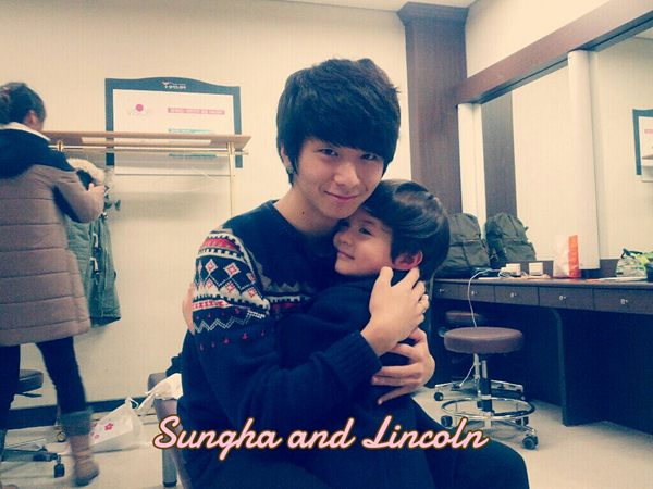 sungha jung married