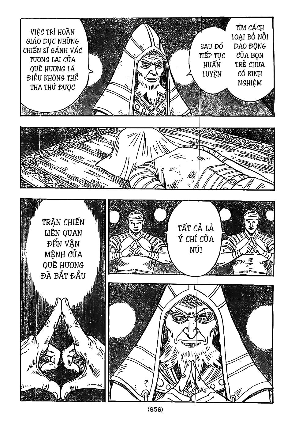 Hoàng Phi Hồng Phần 4 chap 85 Trang 7