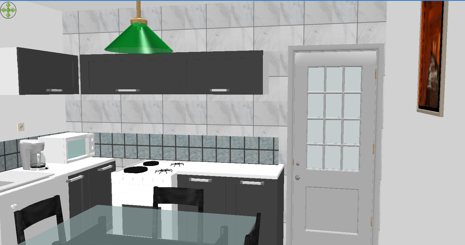 Projeto de casa com 2 dormitórios sala ampla área de serviço e  # 1578 831